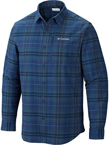 Columbia Sportswear Men's Royce Peak Flannel Long Sleeve Shirt