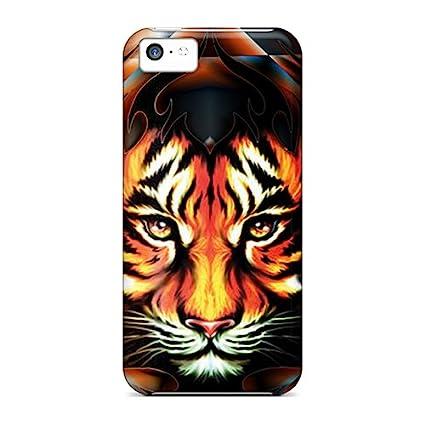 Amazon.com: Anti-drop Samuelshop Tiger Special For Iphone 5c ...