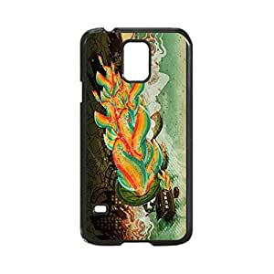 Color Custom Hard Plastic back Phones Case for Samsung Galaxy S5 I9600 - Galaxy S5 I9600 Case Cover