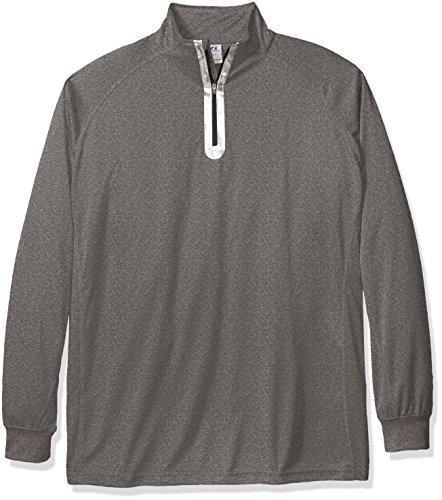 Russell Athletic Quarter Performance Sweater