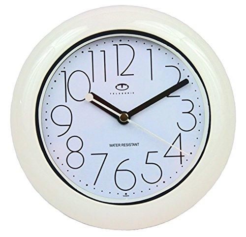 Water Resistant Clock Quiet Movement