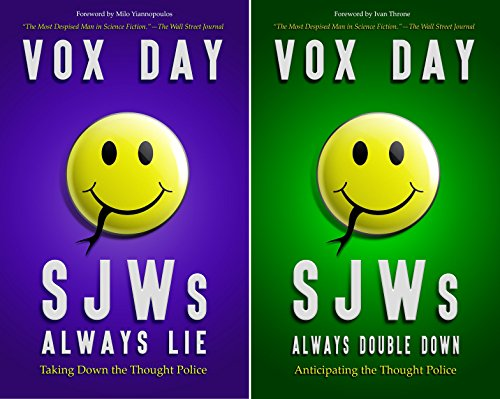 Book cover from The Laws of Social Justice (2 Book Series)by Vox Day