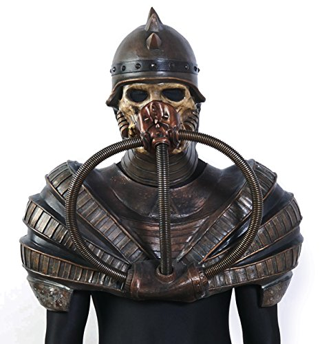 The N (Gas Mask Scary Costume)