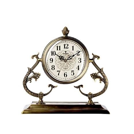 Zhangmeiren Reloj Reloj De La Sala De Estar Decoración del ...