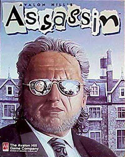 Juego de Mesa Avalon Hill Assassin Surtidos: Amazon.es: Juguetes y ...