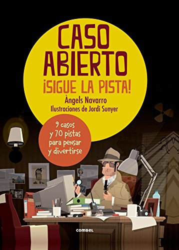 Caso abierto: ¡Sigue la pista! (Spanish Edition)