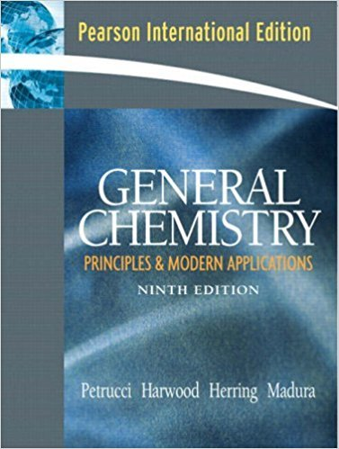 General Chemistry Principles and Modern Applications 9th Edition ISBN-10: 0131988255 ISBN-13: 9780131988255