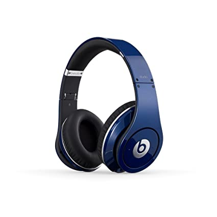 Beats By Dr. Dre Studio Headphone (Blue)  Buy Beats By Dr. Dre Studio  Headphone (Blue) Online at Low Price in India - Amazon.in ee9b08990650