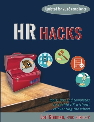 [F.r.e.e] HR Hacks 2018: Tools tips and templates to tackle HR without reinventing the wheel<br />[P.P.T]