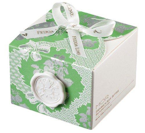 Mor Cosmetics Emporium Body Butter, Feijoa Lime, 5-Ounce