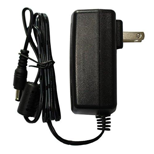 Power Supply Adapter CS-1203000 AC 100-240V to DC 12V 3A 12V3A Power Plug 120cm 4 Foot Cord for YESKAMO NVR DVR, Efficiency VI Level, UL Listed FCC by YESKAMO