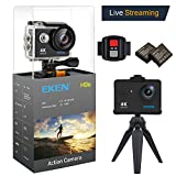EKEN H9s Action Camera Live Streaming 4K WiFi - Best Reviews Guide