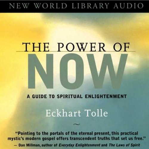 The Power of Now Audiobook [Free Download by Trial] thumbnail