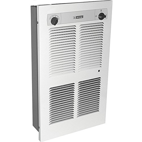 King Electric LPW2445T Heater, 208-Volt, Bright White