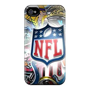 Iphone 6 Cases Slim [ultra Fit] Nfl Protective Cases Covers