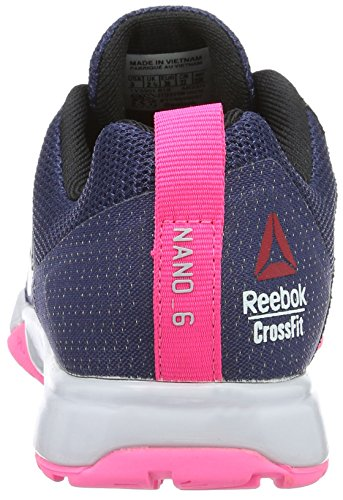 Bleu Lilac Reebok Femme 0 Poison 6 Lucid de Fitness Crossfit Pink Pewter Black Blue Chaussures Nano Ink Tppgw8xqC