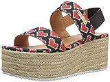 Love Moschino Women's JA16077I15IF0000 Sneaker, Black, 40 M EU (9 US)