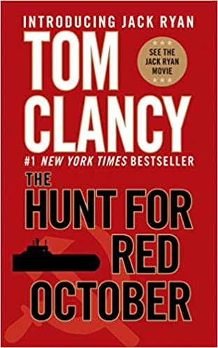 Amazon com: The Hunt for Red October (A Jack Ryan Novel