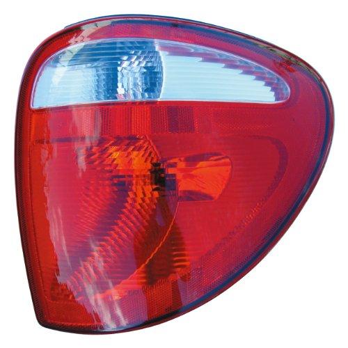 Prime Choice Auto Parts KAPDG50057A1R Passengers Side Tail Light