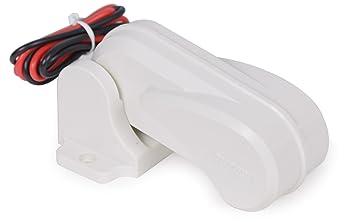 Interruptor de la bomba de achique interruptor de flotador 12 V 24 V 15 A: Amazon.es: Deportes y aire libre
