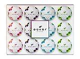 Goker Daisy Ladies Golf Balls (1 Dozen)