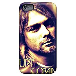 iphone 6plus 6p Shockproof mobile phone carrying shells Cases Covers For phone Extreme kurt cobain