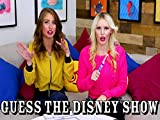 Guess The Disney Channel Show Challenge.