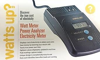 Watts Up AC Power Meter