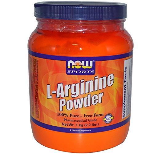 Now Foods L Arginine Powder lbs