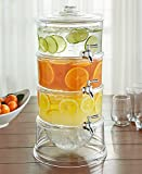 The Lakeside Collection Stackable Beverage Dispenser