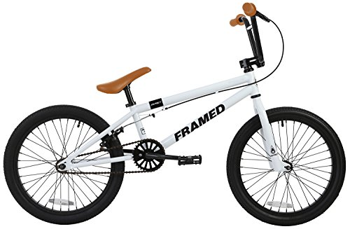 Framed Impact 20 BMX Bike White Mens Sz 20in