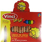 Lápices de Colores Vinci Be-bé
