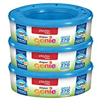 Playtex Diaper Genie Refills for Diaper Genie Diaper Pails - 270 Count (Pack ...