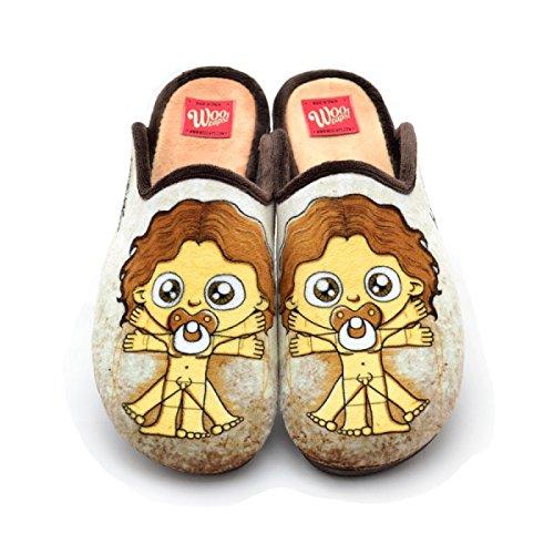 Zapatillas Casa Vidrubio regalos originales - 48: Amazon.es: Zapatos y complementos