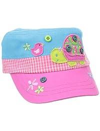 Stephen Joseph Little Girls' Signature Collection Cap, Turtle, One Size
