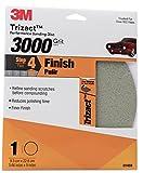 Trizact 3M 01459 6'' 3000 Grit Performance Sanding Disc