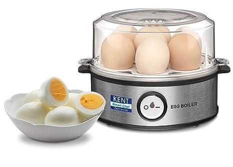 Kent 7 Eggs 360W Instant Egg Boiler + Flat Rs. 150 PW Cashback