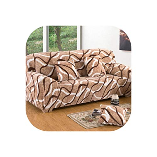 - Thick Plush Sofa Cover Universal Sofa Towel Sofa Covers for Living Room cubre Sofa Couch Cover L-Shape LoveSeat 1/2/3/4 Seater,Color 17,4 Seater 235-300cm