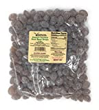 Claeys Sanded Candy Drops, Root Beer, 2 Pound