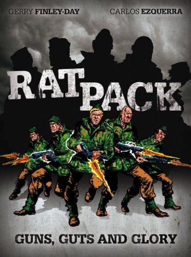 Rat Pack - Guns, Guts and Glory: Volume 1 PDF
