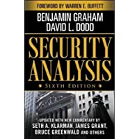 Security Analysis: Sixth Edition, Foreword by Warren Buffett