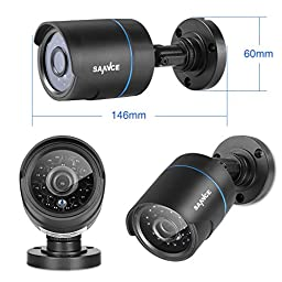 SANNCE 8CH 720P DVR Recorder with built-in 10.1\
