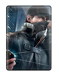 LuMaZVs4308kHSrw Aiden Pearce In Watch Dogs Fashion Tpu Air Case Cover For Ipad