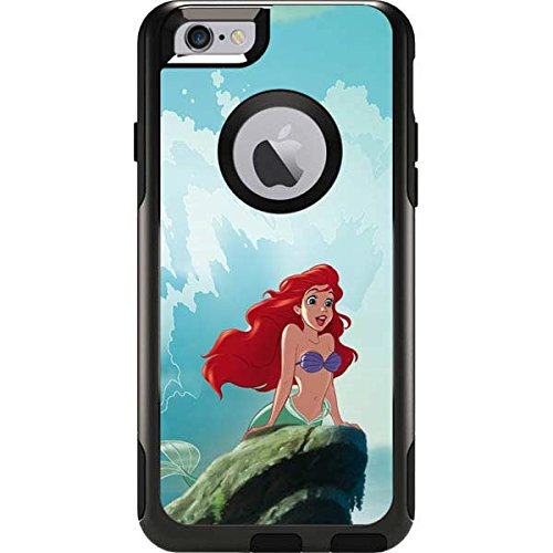 wholesale dealer 21755 4559f Amazon.com: Skinit The Little Mermaid OtterBox Commuter iPhone 6 ...