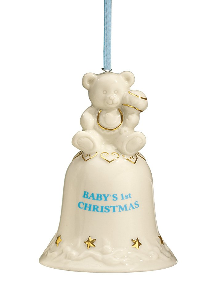 Miles Kimball Babys First Christmas Bell Ornament