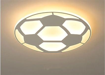 Plafoniere Da Magazzino : Plafoniera moderna lampada da soffitto a forma di pallone calcio