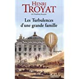 Les turbulences d'une grande famille (Documents Français) (French Edition)
