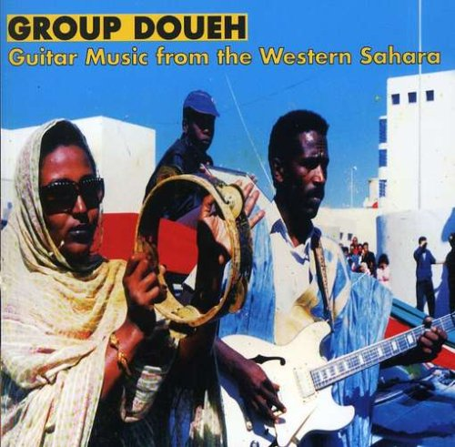 Guitar Music From the Western Sahara by Sublime Frequencies