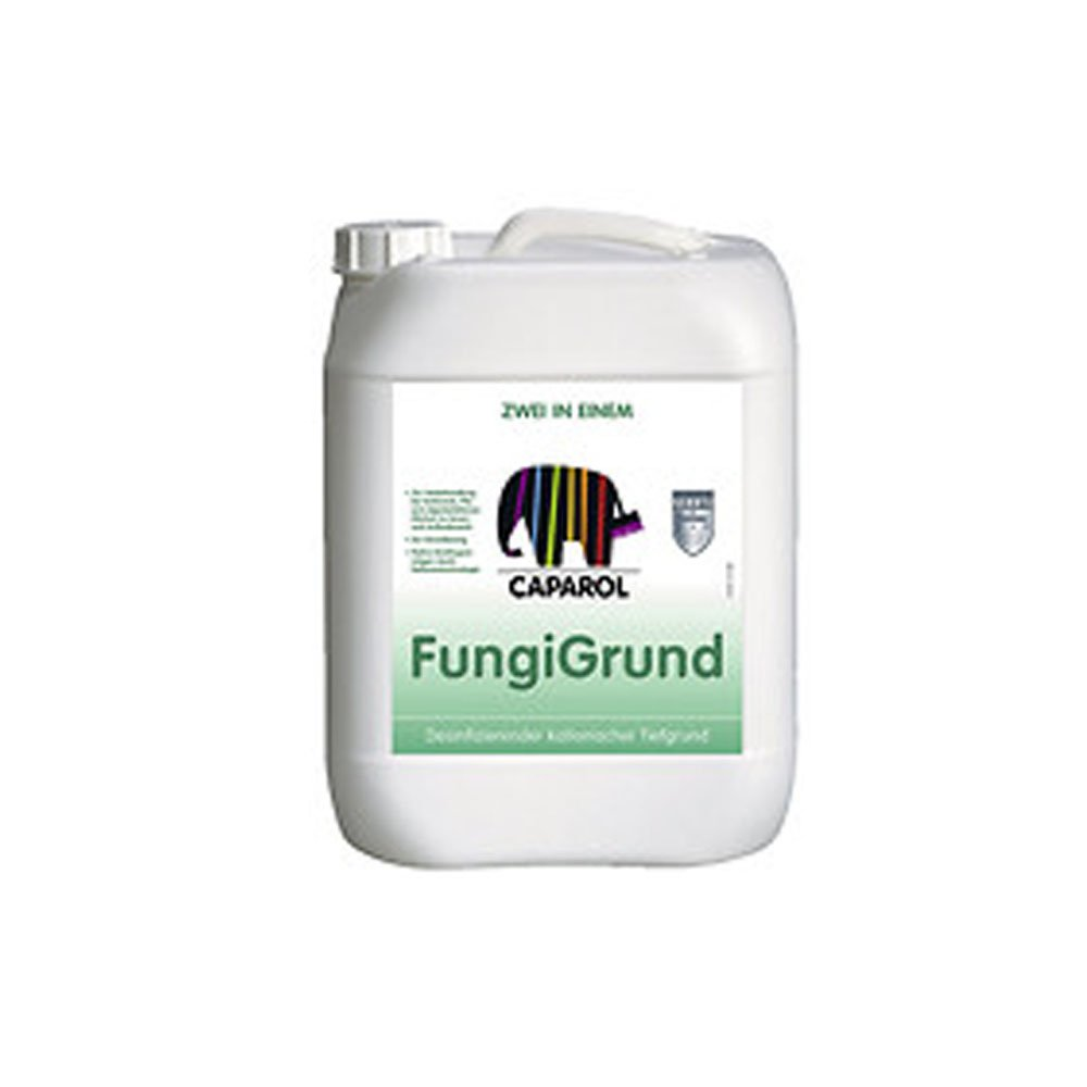 Caparol FungiGrund 10 Liter, transparent