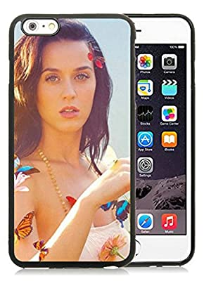 Genuine Katy Perry Black iPhone 6S Plus 5.5 Inches Shell Case,iPhone 6 Plus TPU Case